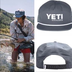 YETI Coolers Rope SnapBack Hat